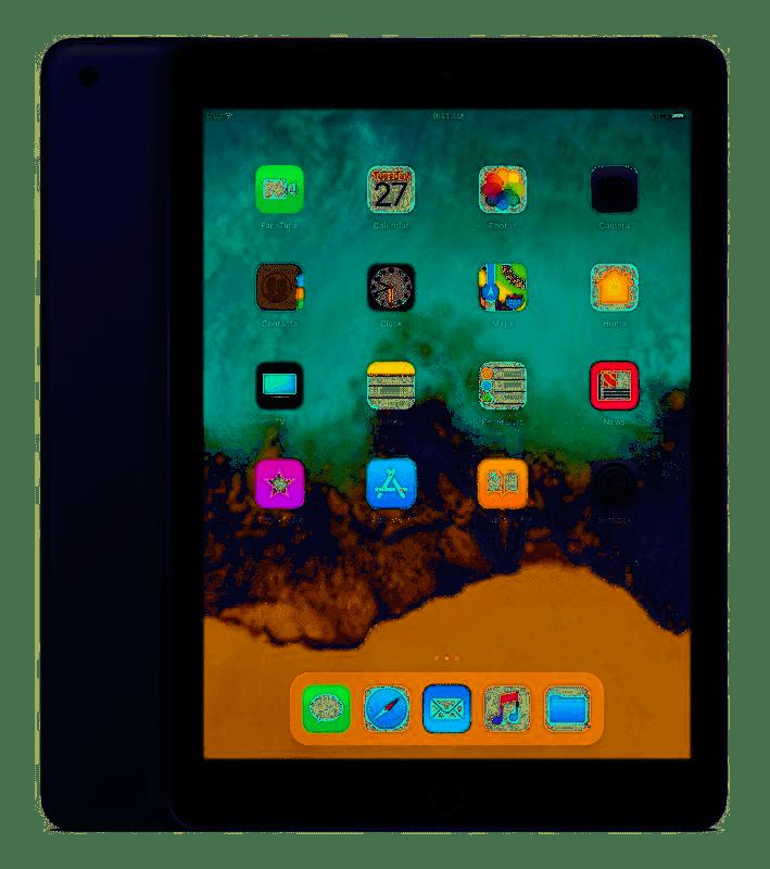 iPad 9.7-inch Wi-Fi 32GB Space Gray